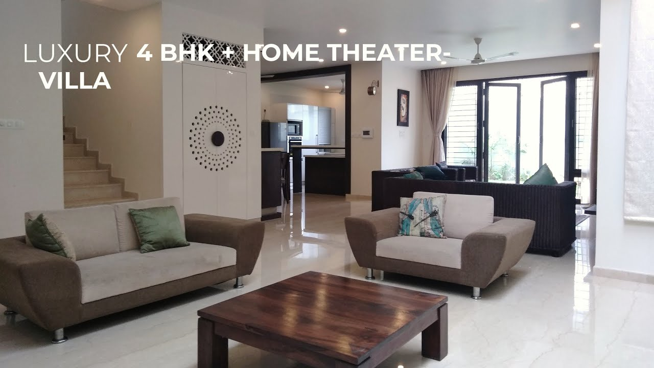 High-end Villas In Bangalore Assists You Get Your Desires